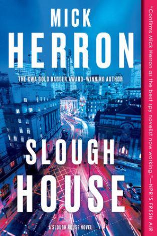 Slough House Mick Herron